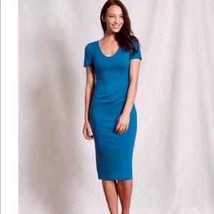 Boden Honor Ponte Dress Size 10L